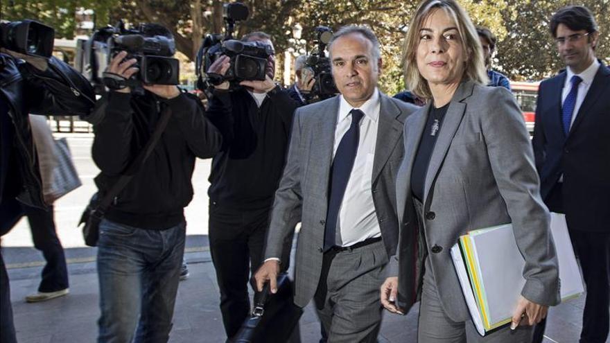 """Sonia Castedo testifica a petición propia ante el TSJCV para """"aclararlo todo"""""""