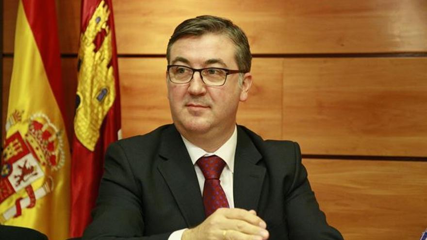 Marcial Marín, consejero de Educación de Castilla-La Mancha / Foto: Europa Press