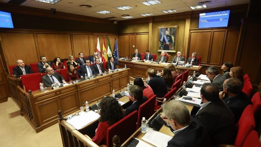 Seis diputaciones y el Ayuntamiento de Almería comienzan el año 2019 con los presupuestos aprobados