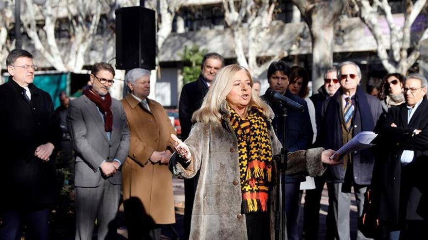 Consuelo Ordóñez advierte contra el olvido impuesto de víctimas del terrorismo