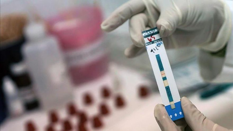 Las infecciones del VIH a niños se han reducido un 50 por ciento desde 2005, según la Unicef