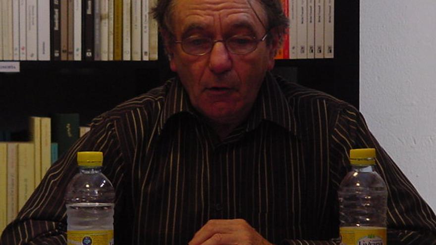 Jacques Rancière (Argel, 1940)