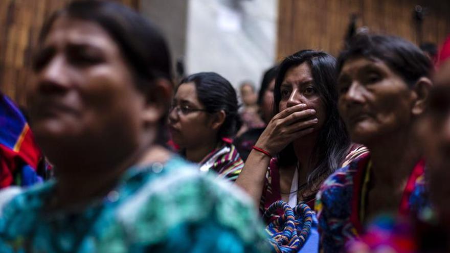 El tribunal que juzga a Ríos Montt viaja a un pueblo maya para escuchar a testigos