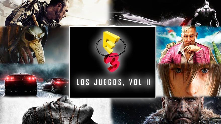 Los juegos del E3 2014 VolII