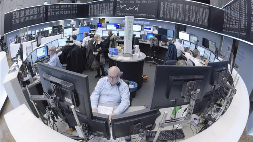La Bolsa de Fráncfort sube un 0,23 por ciento en la apertura