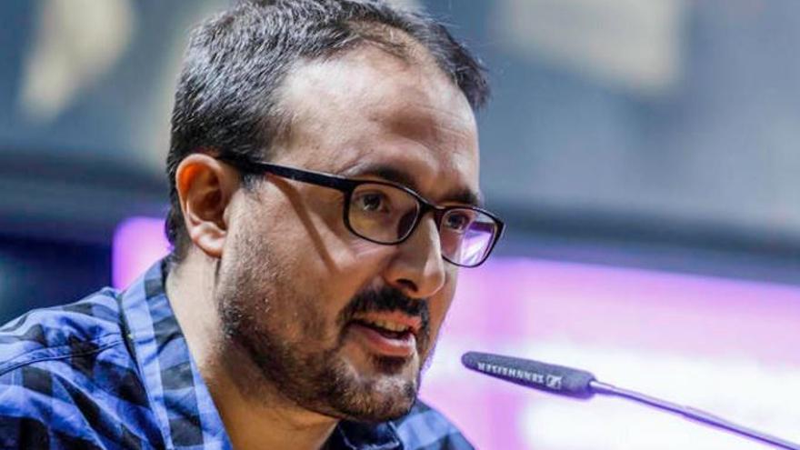 Alfonso Sánchez, nuevo coordinador de Amnistía Internacional en Castilla-La Mancha
