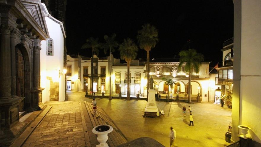 Las calles principales de la capital apagarán sus luces este jueves.
