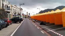 Hermigua celebra la XIX Feria de Artesanía con algunas novedades