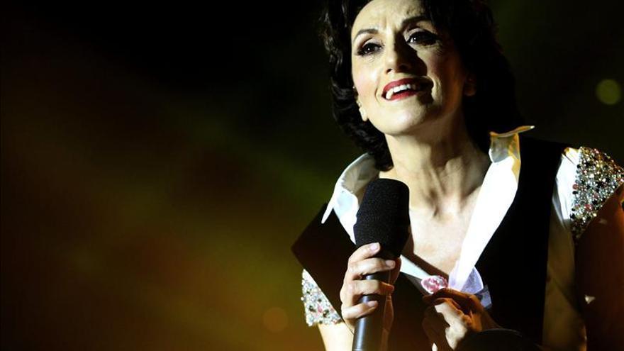 Luz Casal, Premio Nacional de Músicas Actuales 2013