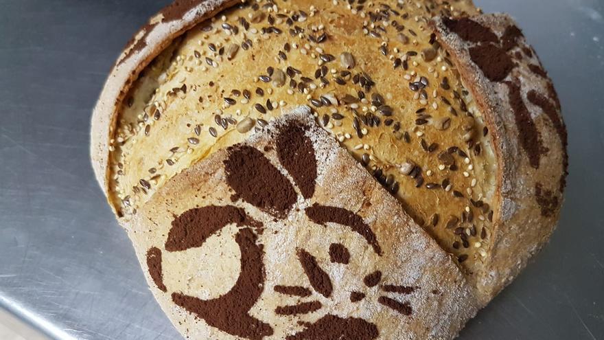 Una de las especialidades de Panadería Sahuquillo