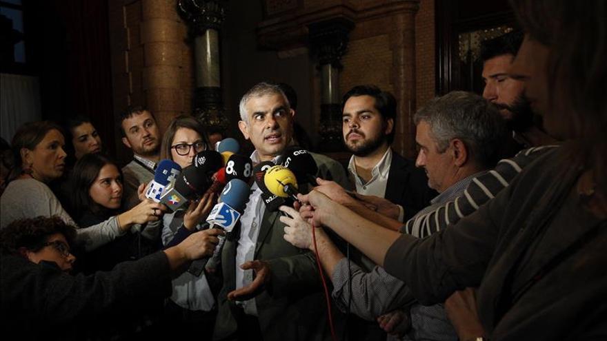 """Ciutadans ve las elecciones como """"única alternativa"""" si sigue la """"parálisis"""""""