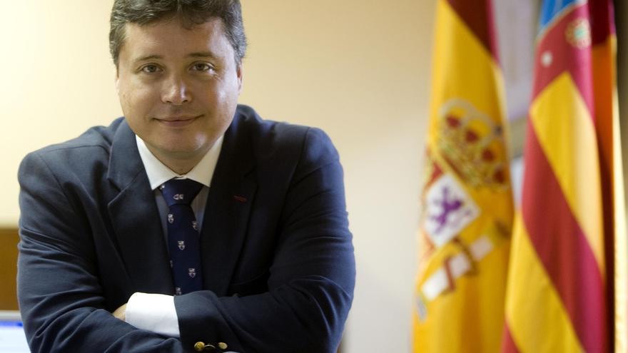 Luis Santamaría, nombrado presidente de la gestora del PP de Valencia