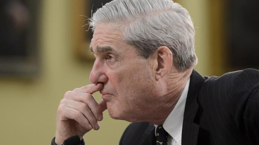 El Gobierno de EE.UU. publicará el jueves el informe de Mueller censurado
