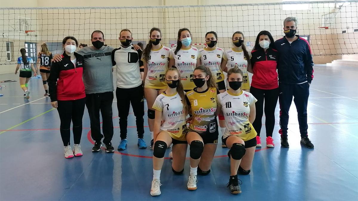 Plantilla del Unión Cordobesa de Voleibol