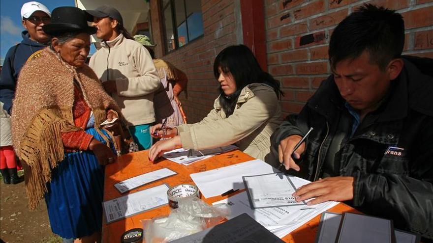 Morales atribuye la pérdida de bastiones al machismo y al voto de castigo a la corrupción