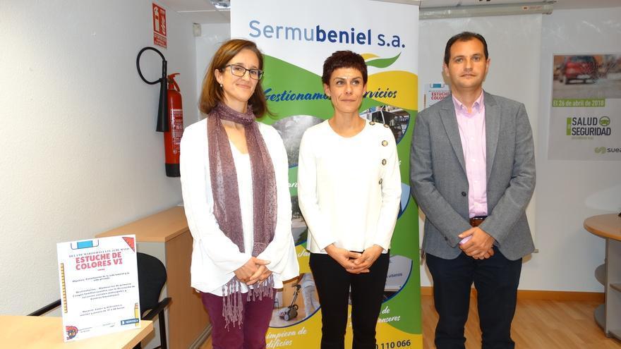 El programa educativo 'Estuche de Colores' será prorrogado otro año más en Beniel