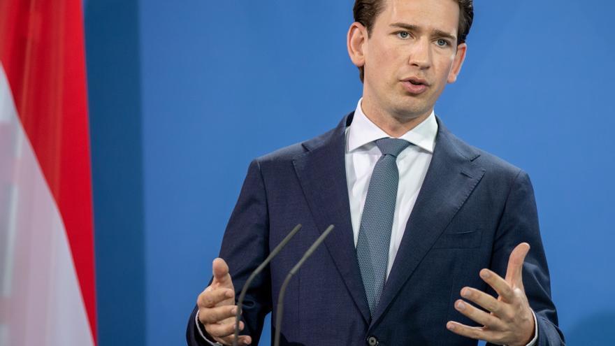 Kurz: la política de acogida ilimitada de la UE fue un error