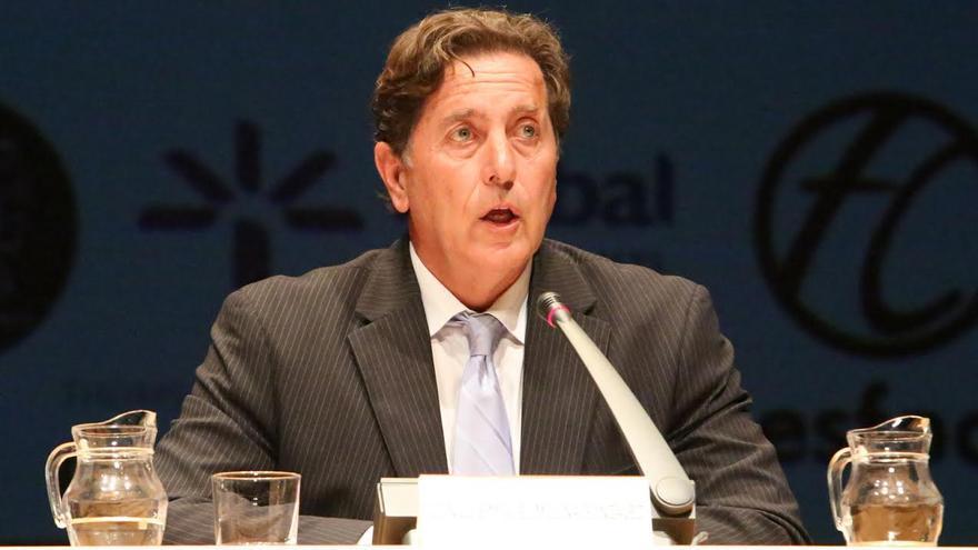 Luis Miguel Molina. (ALEJANDRO RAMOS)