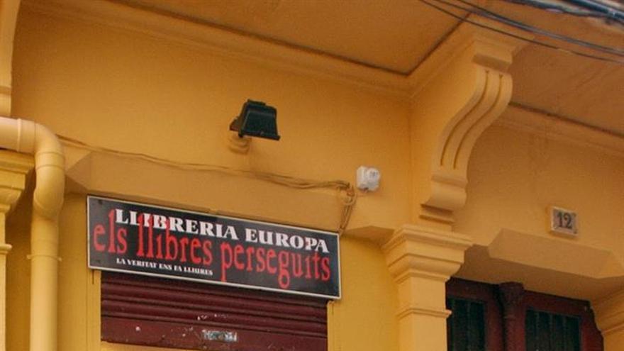 Ingresa en prisión el dueño de la librería neonazi de Barcelona por no pagar la fianza