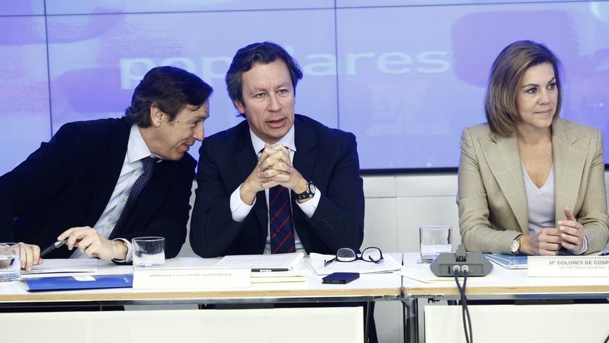 """El PP hará frente a sus responsabilidades si se hizo """"algo mal"""" con contrato """"simulado"""" de Bárcenas"""