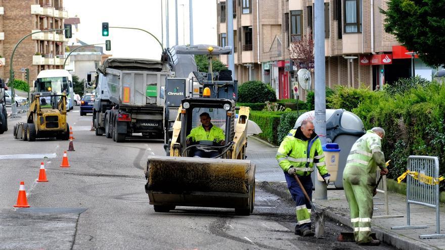Contratación propone adjudicar a Copsesa el plan para asfaltar 40 calles