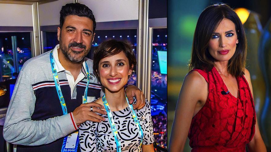 TVE mantiene a Tony Aguilar, Julia Varela y Nieves Álvarez para Eurovisión 2019