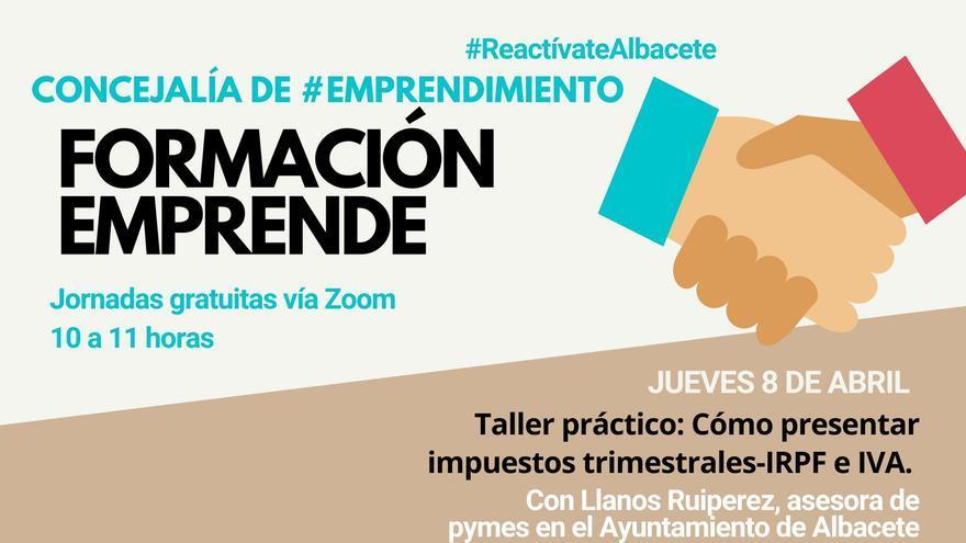 Formación emprendimiento Albacete