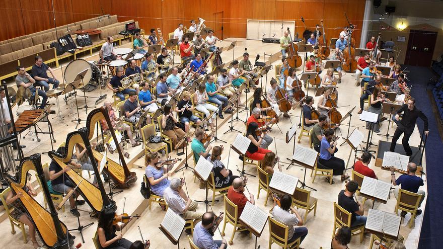 La Orquesta Sinfónica RTVE abre la 64a edición del FIS