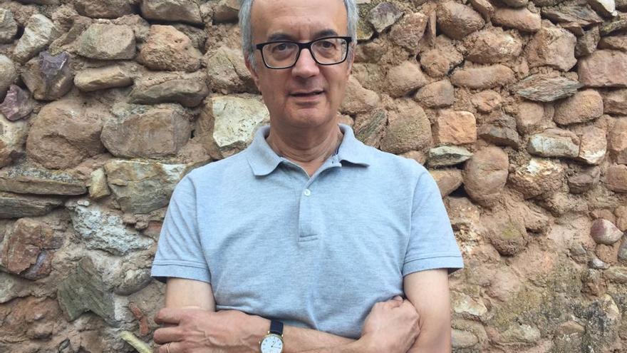 Fernando García López, epidemiólogo y portavoz de la asociación de Salud Pública de Madrid (AMASAP)