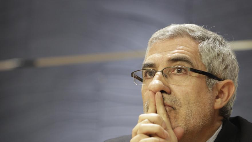 """Llamazares cree que la decisión del TSJM es """"el tercer fracaso"""" del Gobierno madrileño con la sanidad"""