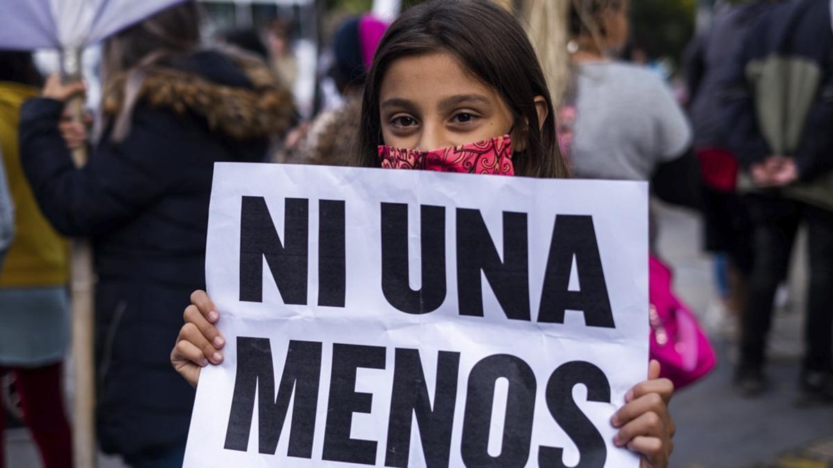 La cifra de femicidios no baja en Argentina