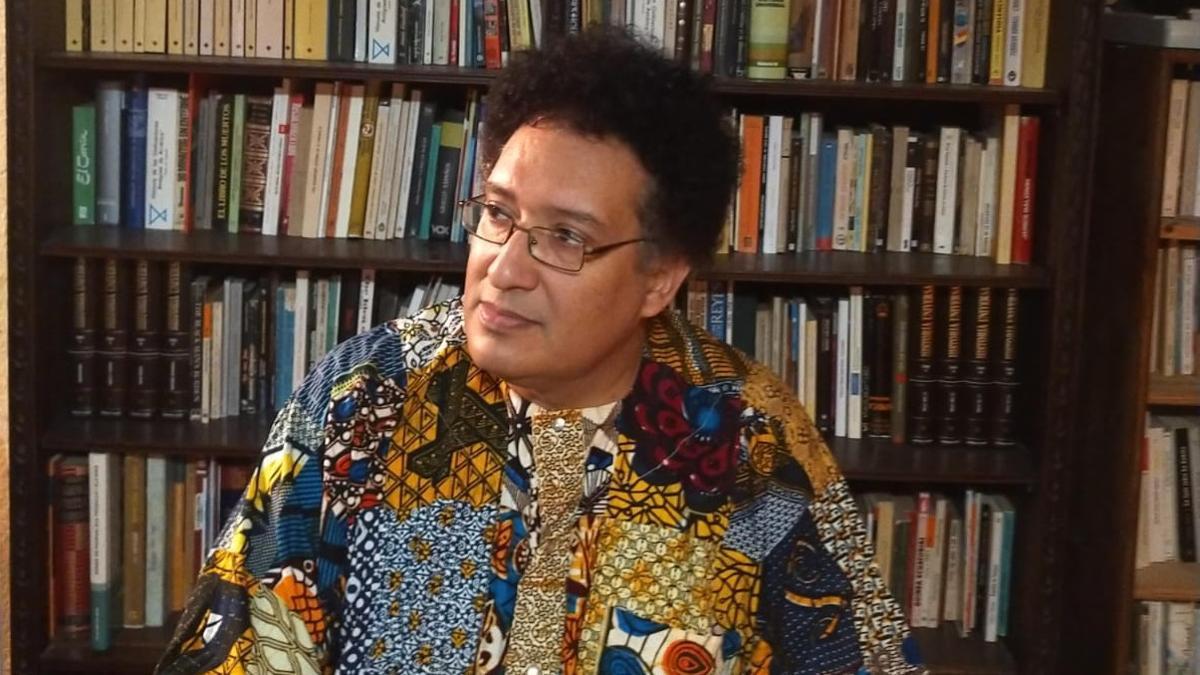 Antumi Toasijé, presidente del Consejo para la Eliminación de la Discriminación Racial y Étnica.