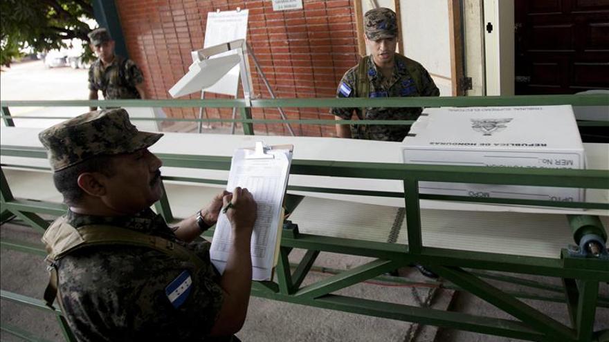 Honduras refuerza la seguridad en sus fronteras por los comicios del domingo