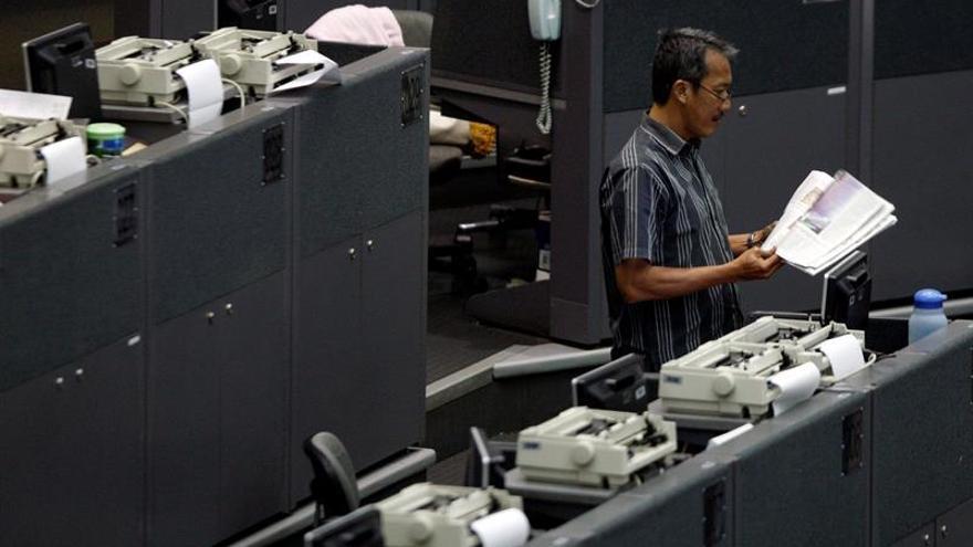 Las pérdidas dominan la apertura de las bolsas del Sudeste Asiático