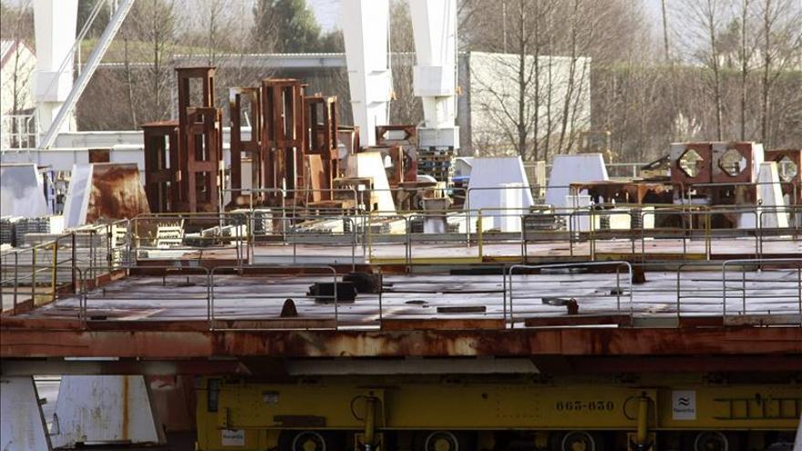Navantia tendrá mayor participación en un proyecto de destructores australianos