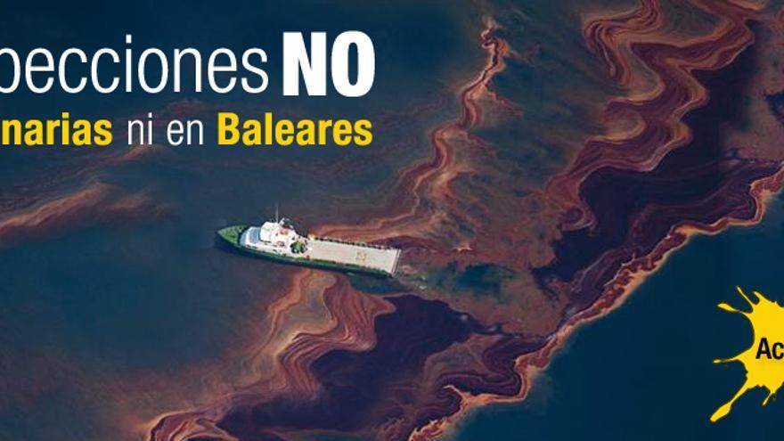 Imagen perteneciente a la página web de Greenpeace España.