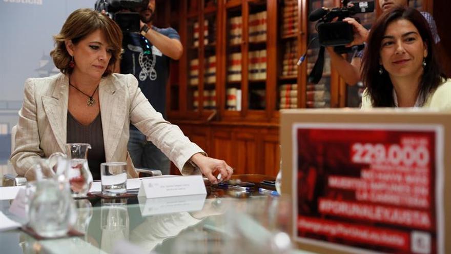 Justicia se compromete a endurecer penas por omisión de socorro en accidentes