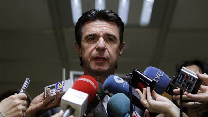"""Soria asegura que la """"farsa antiprospecciones"""" ha empezado a """"desmoronarse"""""""