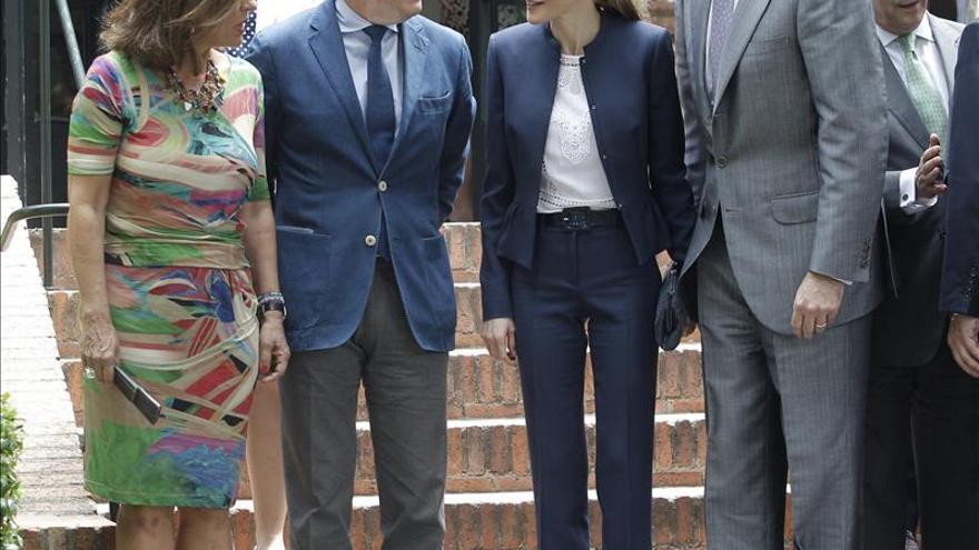 Ana Botella invita a llenar la ciudad de banderas nacionales por los nuevos reyes