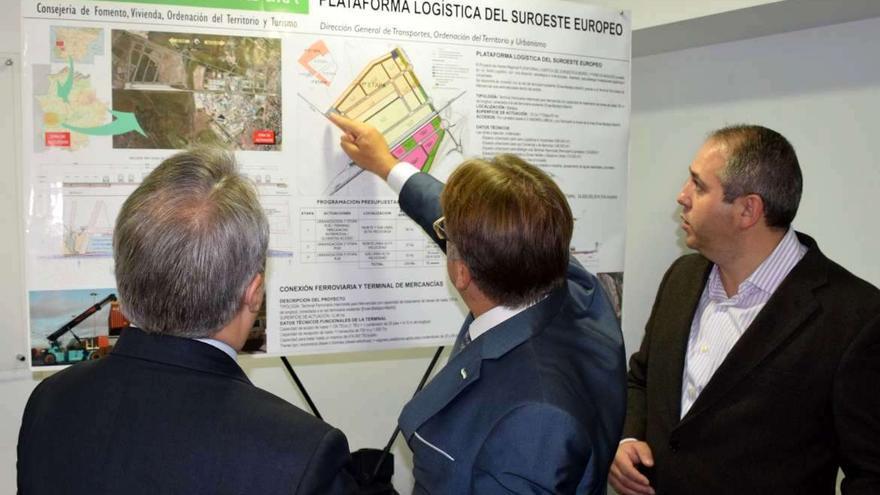 Plataforma Logística de Badajoz