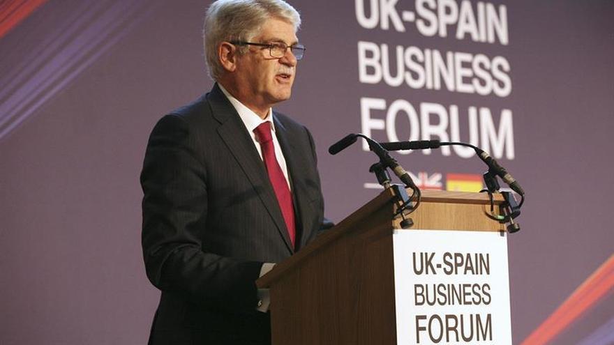 """España ve una """"evolución"""" de la posición de Londres y confía en el acuerdo """"brexit"""""""