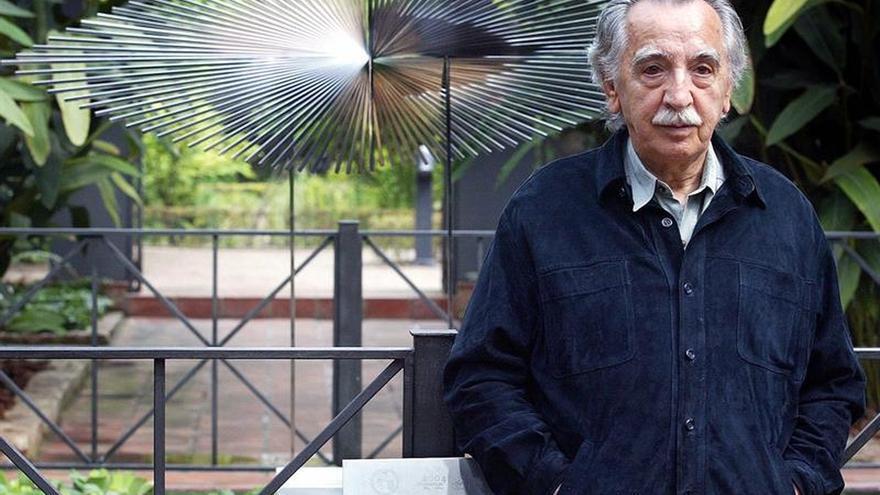 El IVAM concede el XV premio Julio González al escultor Andreu Alfaro