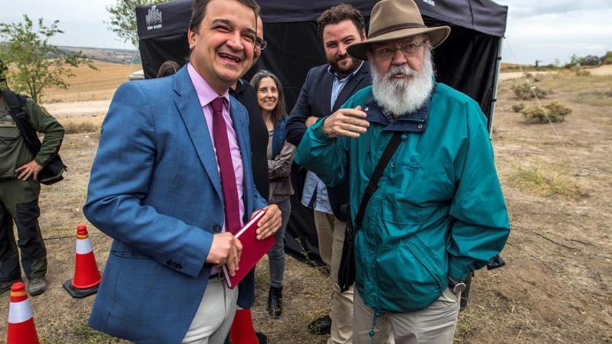 """José Luis Cuerda termina de rodar su nueva comedia futurista """"Tiempo después"""""""