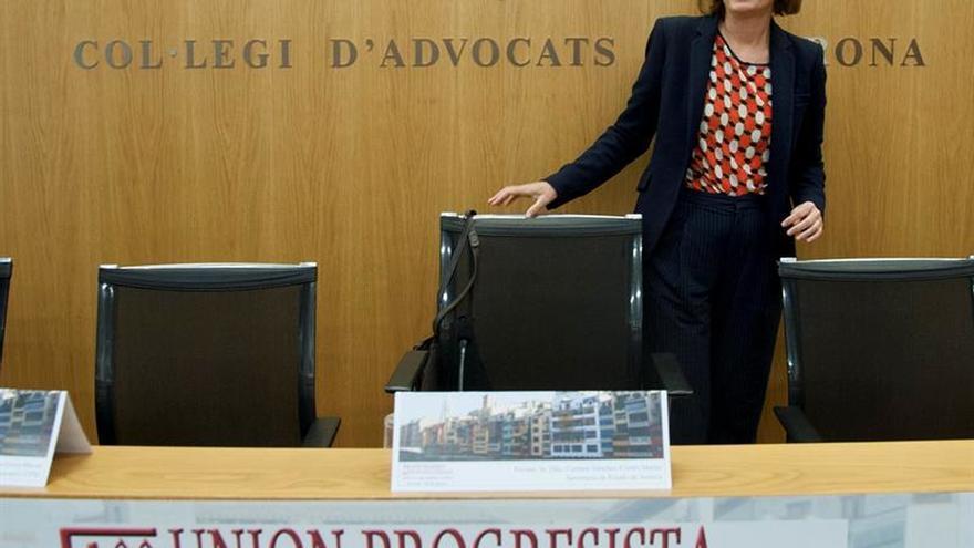 """La secretaria de Estado apuesta por una justicia """"abierta, digital e innovadora"""""""