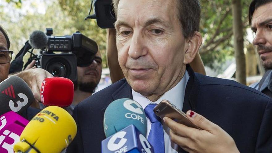 Sáenz de Santamaría remite a la Fiscalía para cualquier decisión sobre Moix
