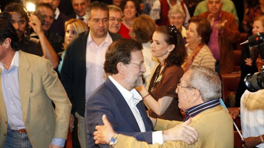 Del acto del PP canario con Rajoy #3