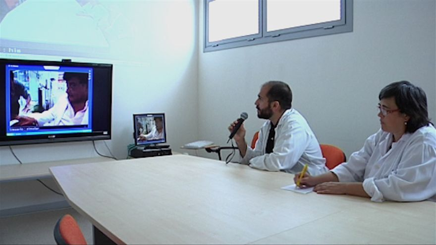 Servicios de telemedicina en la Comunidad de Madrid. \ madrid.org