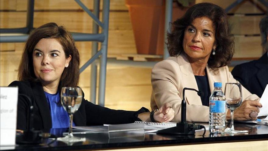 Sáenz de Santamaría anuncia que ya está listo el primer fondo público de capital riesgo