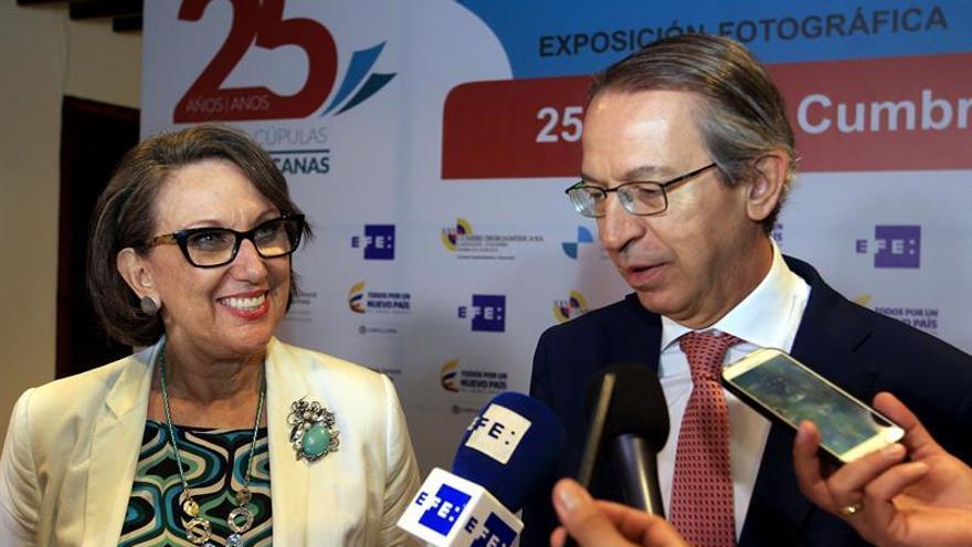 Segib y Efe evocan 25 años de cumbres iberoamericanas y miran al futuro