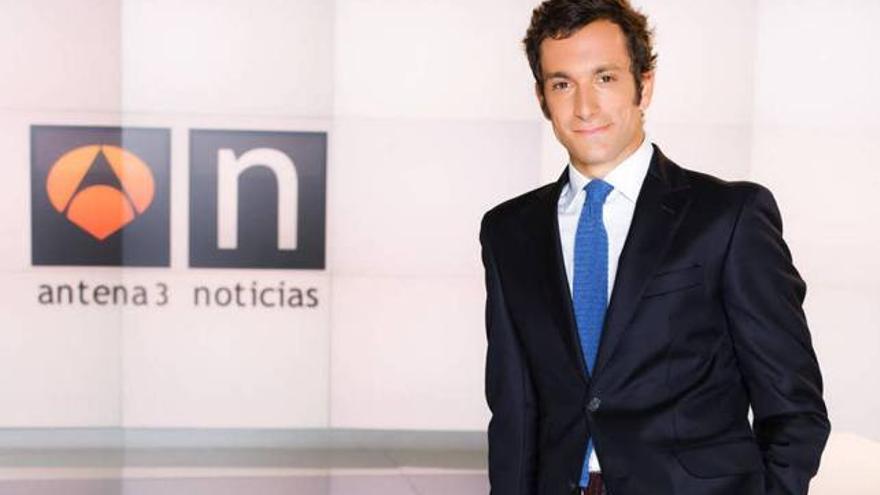 Álvaro Zancajo, de Antena 3 Noticias a director del Canal 24 Horas